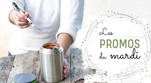 promotion sur les boites isothermes inox de chez sans-bpa.com