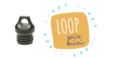 Les bouchons Loop de Klean Kanteen sont à moitié prix sur sans-bpa.com !